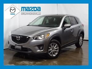 2014 Mazda CX-5 GS+BAS KILOMETRAGE+UNE AUBAINE+PAS ACCIDENTÉ++