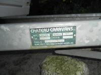 Chateau La Car 3 berth Caravan