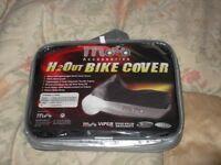one bike cover new