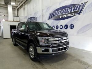 2018 Ford F-150 Lariat 502A Ecoboost