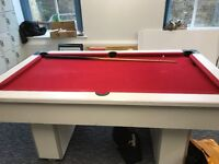 Used Pool Table with slate bed