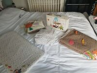 Nursery set - mamas and papas timbuktales