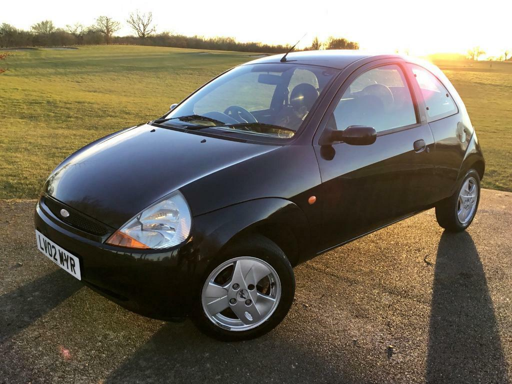 Ford Ka Dr In Mint Condition Full Service History  Year Mot