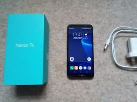 Huawei Honor 7s dual sim android phone - unlocked boxed