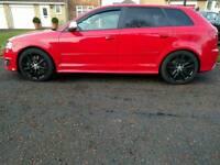 Audi s3 Milltek,Xenons,FSH
