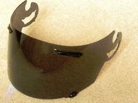 Tinted Motorcycle Helmet Visor - Fit Arai Quantum, RX-7 etc