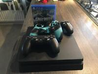 PS4 slim 500 GB - Call of Duty Infinite Warfare