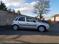 Vauxhall Corsa 1.4 sxi+ very low mileage
