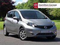 Nissan Note 1.2 Acenta 5dr (blade silver) 2015