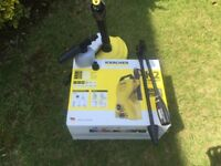 Brand New Karcher K2 Compact Car & Home Pressure Washer and accessories