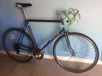 Arrow racing bicycle blue vintage