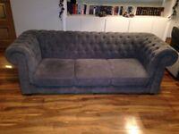 Stylish Fabric Sofa