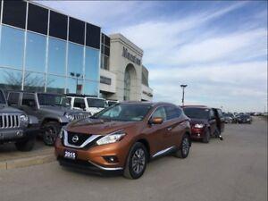 2015 Nissan Murano SL AWD, Navi, Bluetooth, Clean Carproof