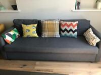 IKEA Friheten 3 Seater Sofa Bed