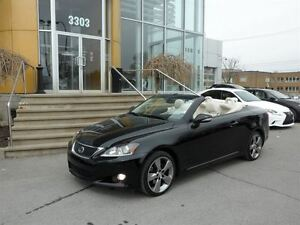 2011 Lexus IS 250 NAVIGATION  CONV
