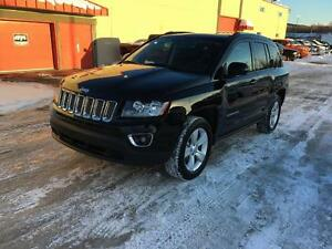 Jeep Compass High Altitude  Cuir 2016