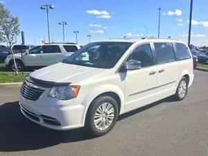 2014 Chrysler Town & Country Limited / ECRAN DVD / FULL