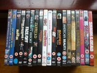 19 x Job Lot of Various DVDs Region 2 – Some Sealed