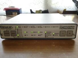 deuce 2200 intelligent video scaler