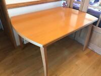 Extendable Ikea Dining Table - seats up to 10 people
