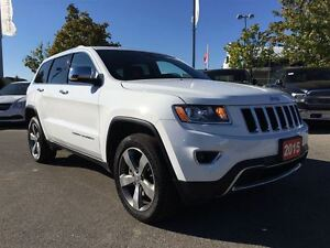 2015 Jeep Grand Cherokee LIMITED**NAVIGATION**REMOTE STARTER**