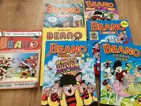 Job lot Beano Annuals