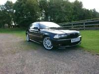 Bmw e46 320ci m sport long mot vgc black