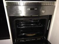 Integrated Whirlpool Oven