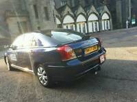 Toyota avensis d4d t2 taxi Rochdale plated 12 months good condition.