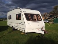 Ace Award Nightstar Caravan - Sold with all equipment, excellent condition