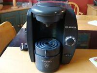 Tassimo Fidelia espresso coffee machine