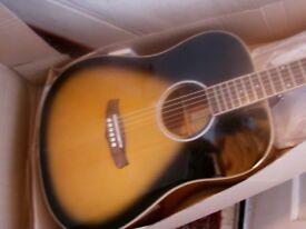 tanglewood steel string acoustic
