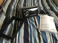 Sony WX-900 BT Double DIN Radio/Stereo Player