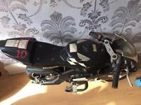 2stroke mini moto