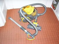DYSON VACUUM CLEANER CYLINDER, IN GOOD WORKING ORDER