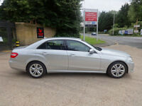Mercedes-Benz E Class E300 Bluetec Hybrid Saloon Diesel 0% FINANCE AVAILABLE