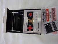 Nintendo Game & Watch Hand Held Games