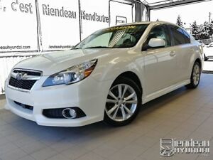 2014 Subaru Legacy 2.5i Convenience Package + AWD + CLIMATISATIO