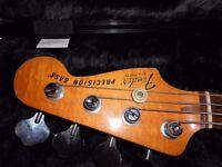 Fender Precision Bass U.S.A 1978-79 Natural All original