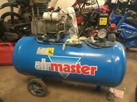 Air master compressor 50litre