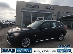 2012 BMW X1 PremiumPKG Panorama roof NoAccidents