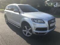 Audi q7 2011 245hp