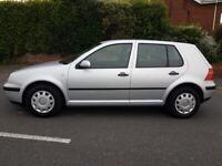 Fantastic Condition.Volkswagen,GOLF,1390 (cc) Petrol.5 Door.polo.civic.astra.passat.mini.fiesta.bmw.