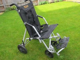 Trotter Special needs pushchair