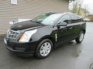 2010 Cadillac SRX FULL GLASS ROOF-HEATED LEATHER-BOSE SOUND!!