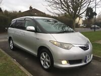 2007 Toyota Estima Hybrid 2.4cc 8 Seater Automatic Rear Camera Parking Sensors P/X WELCOME
