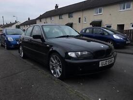BMW 330D SE MOT'd Good Spec