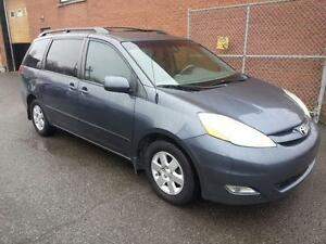 2007 Toyota Sienna LE 179000KM