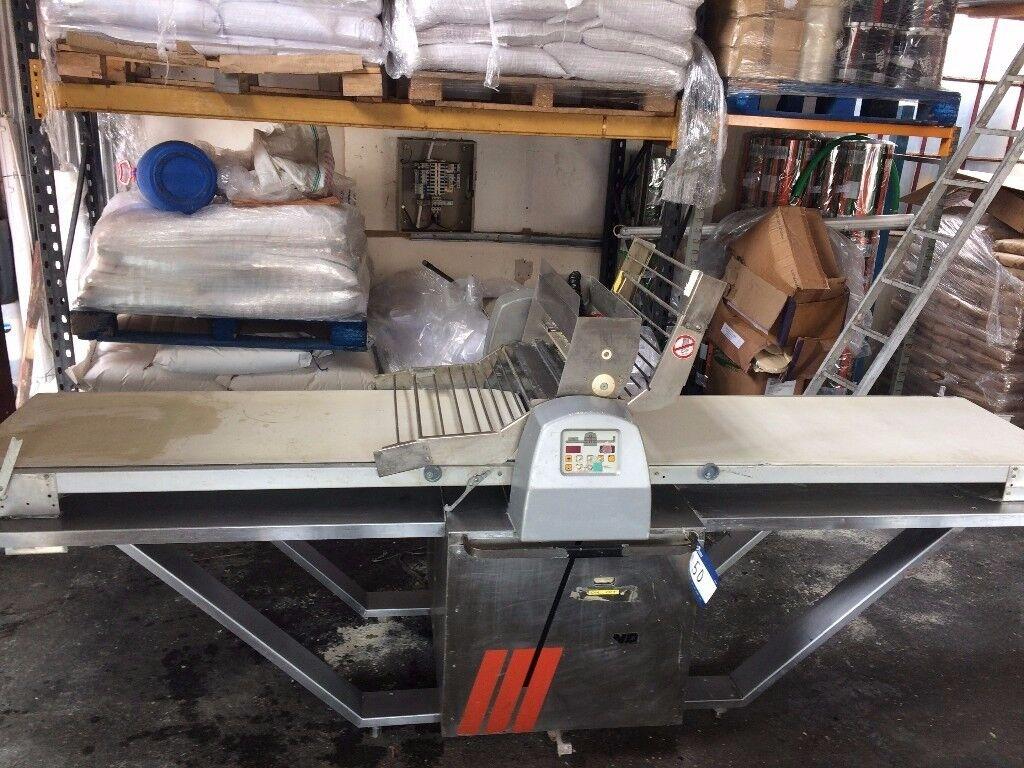 Rondo dough sheeter. Full working order.