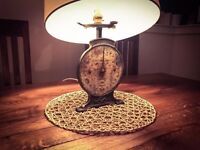Stunning Upcycled Lamp. ORIGINAL